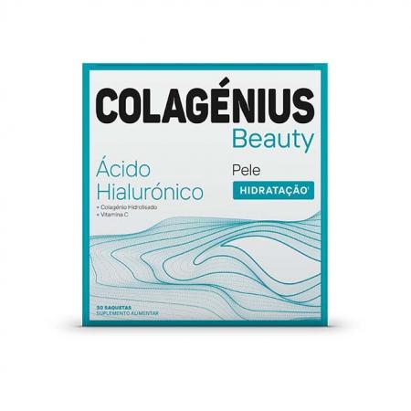 Colagénius Beauty Ácido Hialurónico
