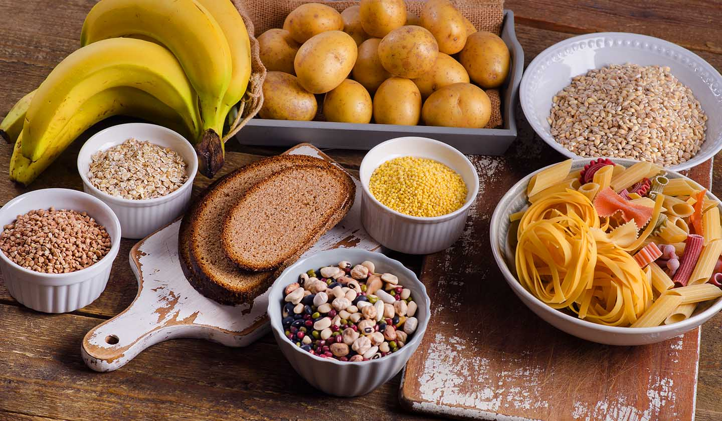 Eating foods from each nutritional group