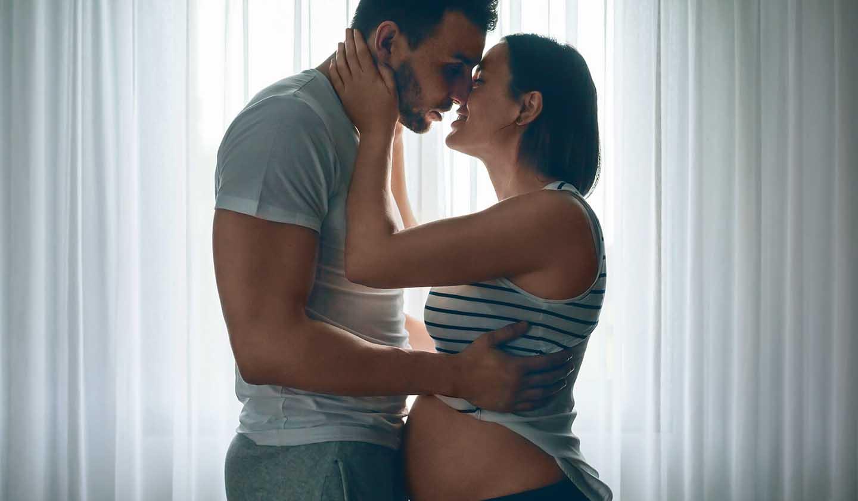 Relações sexuais durante a gravidez