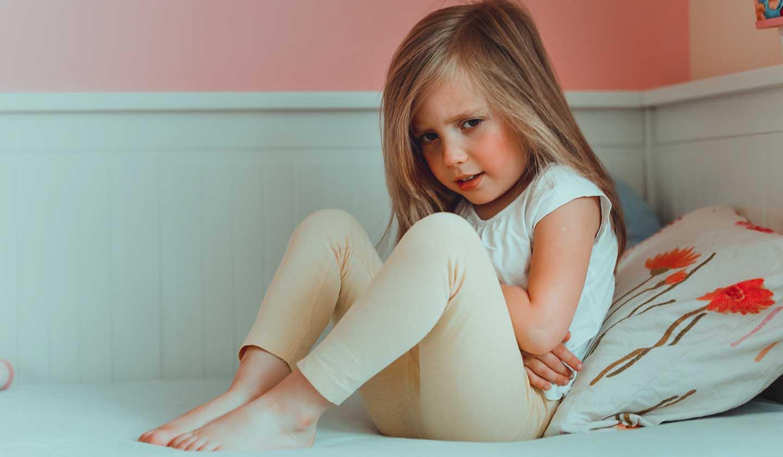 Identificar a intolerância alimentar nas crianças