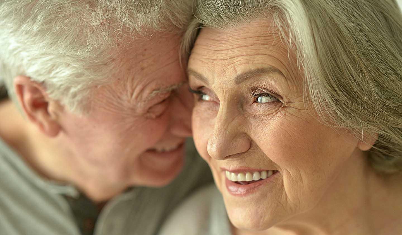 Manter a proximidade e intimidade com o parceiro