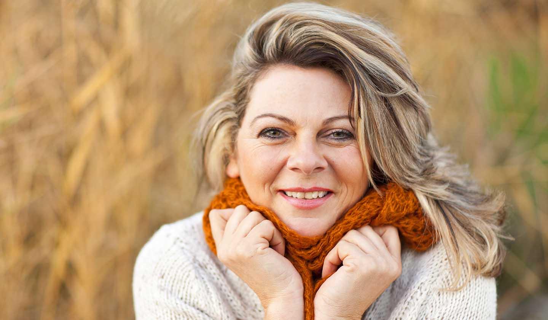 A menopausa é um processo normal