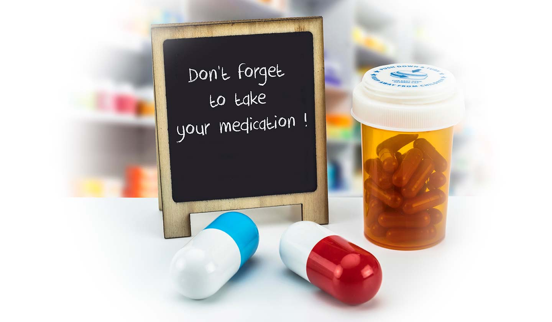 Não se esqueça de tomar a sua pílula contraceptiva