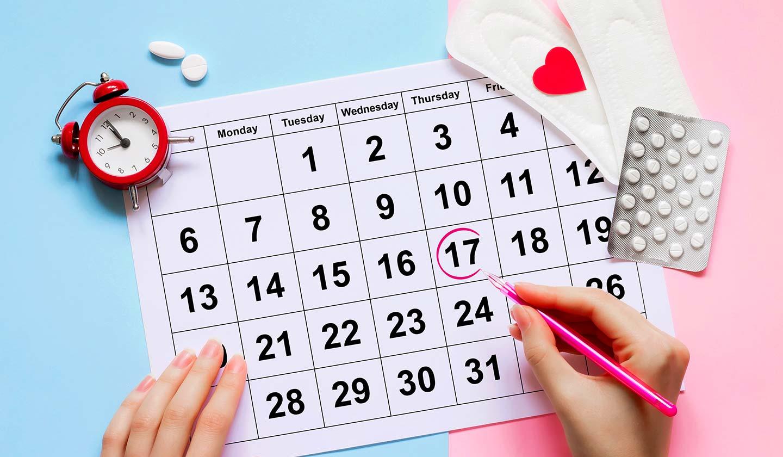 Variação do ciclo menstrual após a toma da pílula do dia seguinte