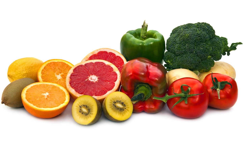 Fontes de vitamina C